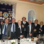 I Lions di Canale hanno festeggiato i 25 anni di attività
