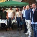 La Lega Nord di Bra prepara una cena a sostegno di Radio Padania