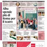La copertina di Gazzetta d'Alba del 26 maggio 2015