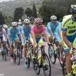 Speciale Giro, Civitanova Marche-Forlì: Rosa nel gruppo di Contador