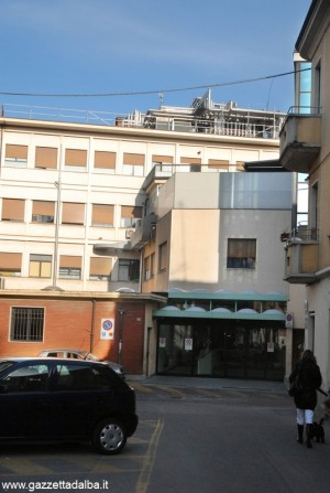 Alba ospedale