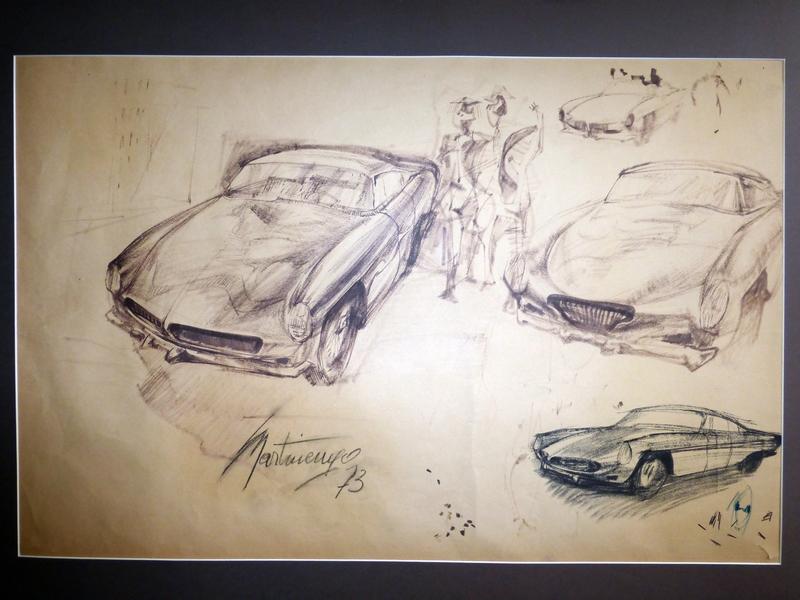 Martinengo – disegni auto