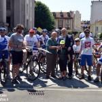 Alba: in tantissimi alla terza edizione di Alba in bici. La fotogallery