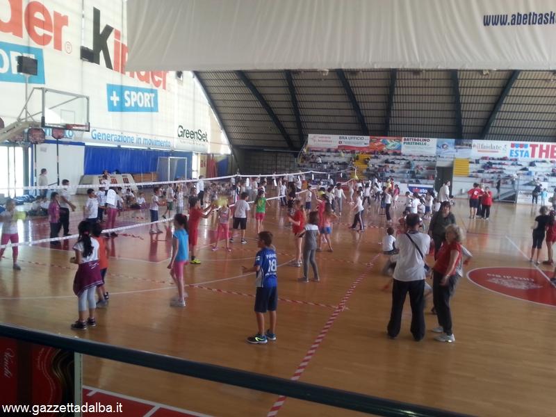 bigstore volley Palazzetto Bra