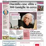 La copertina di Gazzetta d'Alba del 9 giugno 2015
