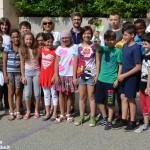 Piedibus ad Alba, premiati gli alunni con più presenze