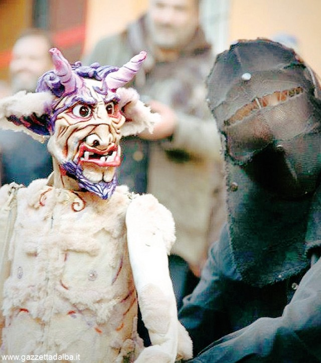 Burattinarte maschera