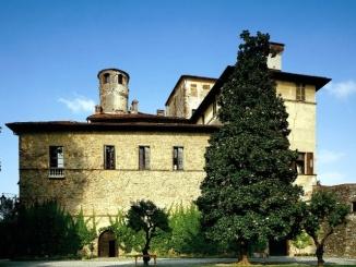Castello della Manta CN, Foto Giorgio Majno © FAI - Fondo Ambiente Italiano