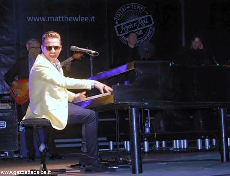 Matthew Lee pianoforte