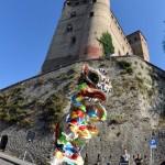 Biennale Italia-Cina, lo spettacolo delle arti marziali a Serralunga