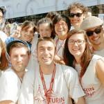 Il Papa ai giovani: Andate controcorrente
