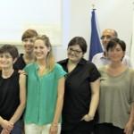 Apro ha presentato i nuovi corsi del settore socio sanitario