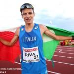 Atletica: titolo europeo sui 10 mila per Pietro Riva!