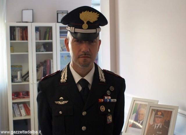 bra tenente Alessandro Faedo