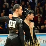Damiano Ferrero balla a Mezzogiorno in famiglia