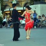 Danze in piazza Savona, con Panathlon, Star dance e Free steps crew