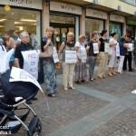 Donne in nero, manifestazione in via Maestra ad Alba sabato 30 giugno