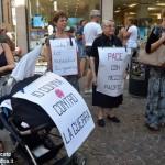 Sabato 25 manifestazione silenziosa delle donne in nero contro la guerra