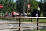 Sbandieratori in festa al parco Tanaro