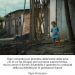Caritas e Chiesa all'Expo di Milano: una campagna social per riflettere sulla Laudato Si'