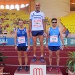 Maresciallo braidese campione  nei mille metri