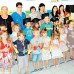 Festa di fine scuola a Montaldo