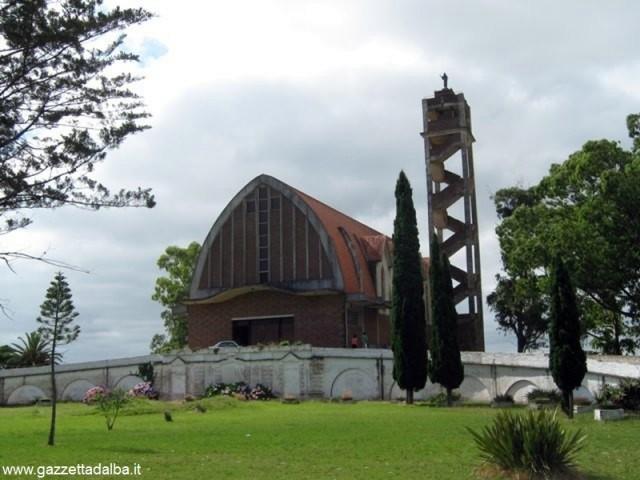 Il Santuario della Madonna dei Fiori a La Floresta