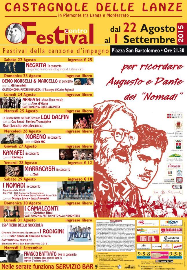 festival contro 2015