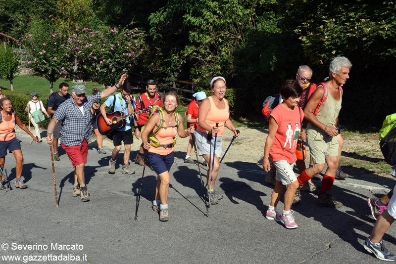 pellegrinaggio per fratel Bordino Bra Castellinaldo (10)
