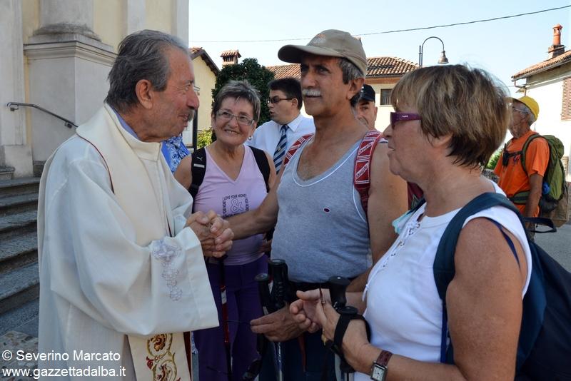 pellegrinaggio per fratel Bordino Bra Castellinaldo (17)