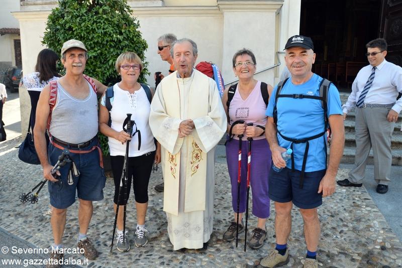 pellegrinaggio per fratel Bordino Bra Castellinaldo (20)