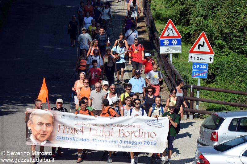 pellegrinaggio per fratel Bordino Bra Castellinaldo (3)