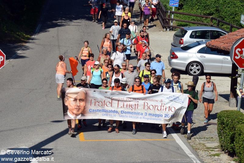 pellegrinaggio per fratel Bordino Bra Castellinaldo (5)