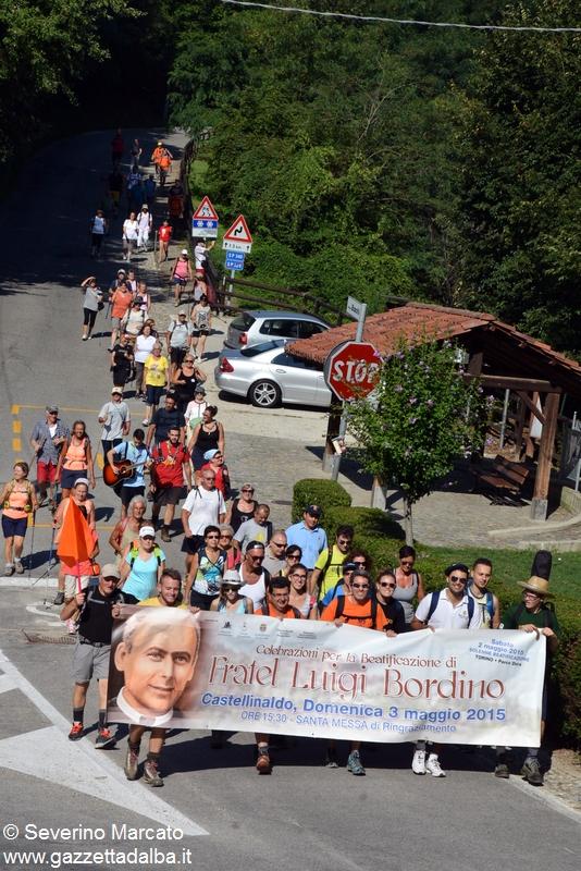 pellegrinaggio per fratel Bordino Bra Castellinaldo (7)