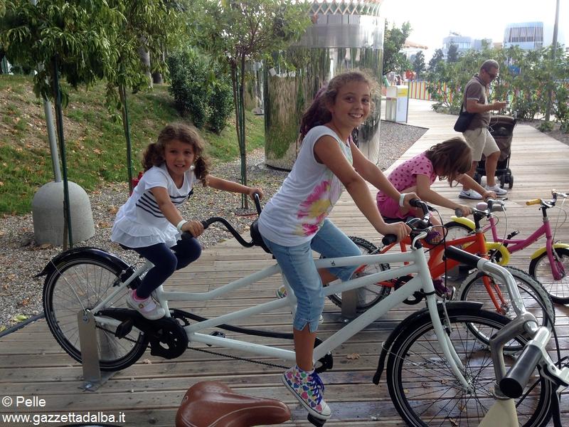 Con Ferrero a Expo _ nel Children's park