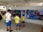Con Ferrero a Expo _saltando si impara