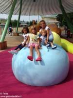 Con Ferrero a Expo _sui pomodori giganti