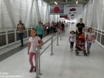 Con Ferrero a Expo_ arrivo del gruppo albese