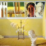 De Chirico e Nunziante, i metafisici in mostra a Bra