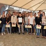 """Guarene in festa premia i diciottenni e gli """"amici"""" del paese"""
