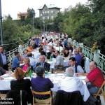 340 ospiti sul Ponte dei sapori