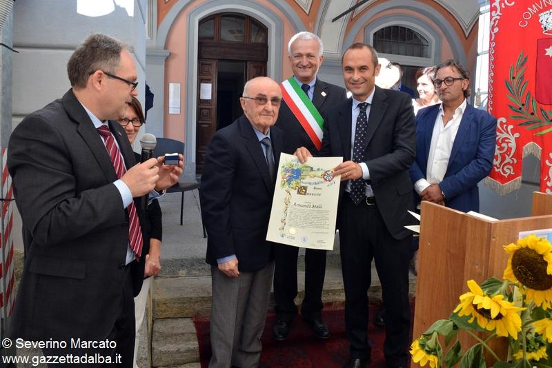 Premio Guarene a Armando mala 1