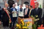 Massimo Rivata ed Emanuele Borio, inventori del sidro di pera Madernassa, nominati Amici di Guarene