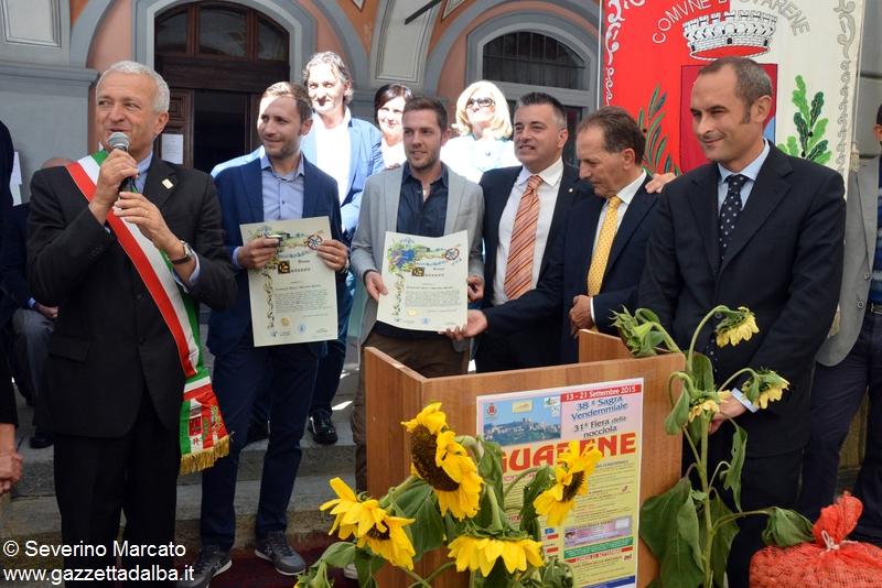Premio Guarene a Borio e Rivata 1