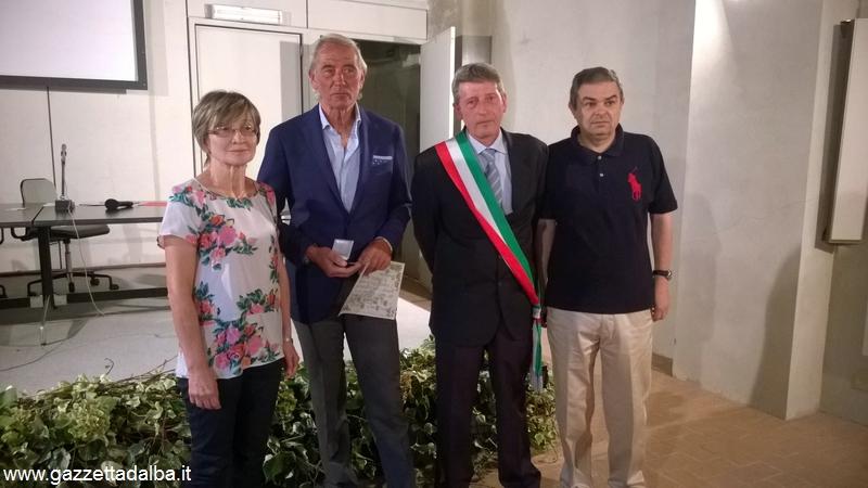 L'Amico di Govone 2015: il dottor Maurizio Gatti