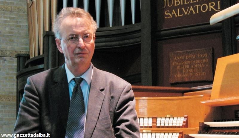 Ton van Eck organista