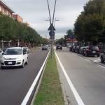 Alba, il sindaco Marello promuove corso Europa: «Viale più sicuro e traffico scorrevole anche nelle ore di punta»