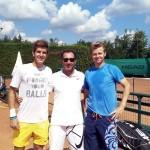 Tennis, riprende la collaborazione tra Golubev e il coach Puci