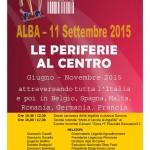 Tappa albese per la Carovana antimafie, venerdì 11 settembre sarà in piazza Savona