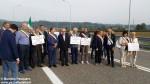 Asti-Cuneo: la protesta dei sindaci davanti al prefetto